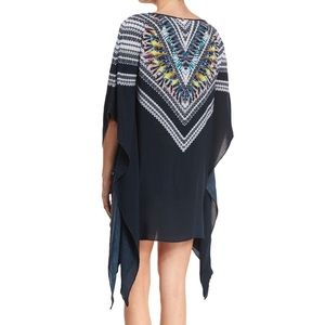 5a412e23c936a Red Carter Swim - Red Carter Tribal Tunic Cover Up